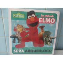 Libro Rompecabezas Los Oficios De Elmo Arqueologo Mmn