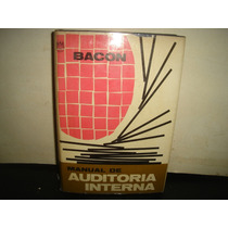 Manual De Auditoria Interna - Charles A. Bacon
