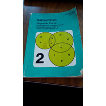 Matemáticas 2do Curso - Arquímedes Caballero C.