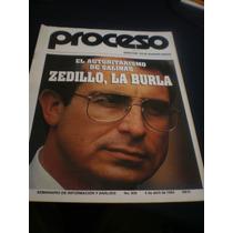 Proceso - El Autoritarismo De Salinas Zedillo, La Burla,#909