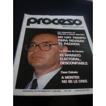 Proceso No Hay Tiempo Hay Revisar El Padrón # 918 Año 1994