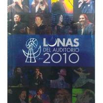 Cerati, Cafe Tacuba Lunas Del Auditorio 2010 Libro Oficial