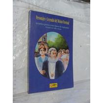 Libro Personajes Y Leyendas Del Mexico Virreinal