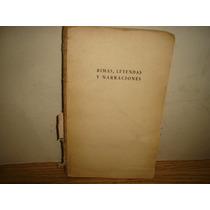 Rimas, Leyendas Y Narraciones - Gustavo Adolfo Becquer
