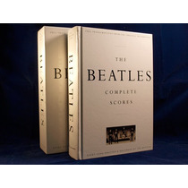 Libro De Partituras Beatles The Complete Scores Importado