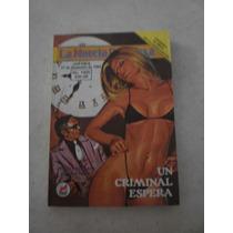 Novela Policíaca Elsa Linares- Un Criminal Espera #1405