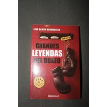 Grandes Leyendas Del Boxeo, José Ramón Garmabella
