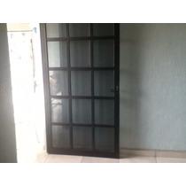 Carpinteria En Aluminio (como Hacer Puerta Pesada)