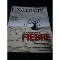 Examen El Planeta Tiene Fiebre- Carlos Benavides