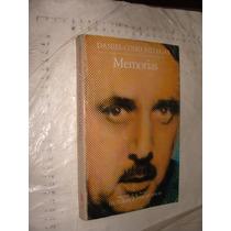 Libro Memorias , Daniel Cosio Villegas , Año 1986 , 320 Pagi