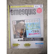 Revista Emeequis Adios A La Loteria La 332