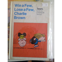 Libro Charlie Brown Charly Win A Few Lose A Few En Ingles