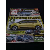 Auto Bild España, Las Novedades De Citroën C3 Picasso