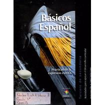Libro: Básico Español Envío $30