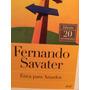 Fernando Savater Ética Para Amador