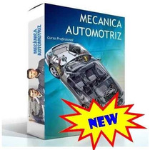Manual De Mecánica Automotriz Profesional - Ultima Edicion!