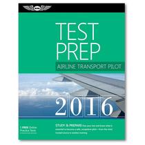 Asa Atp Test Prep 2016 , A La Puerta De Tu Casa!!