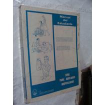Libro Enfermera Auxiliar Año 1972