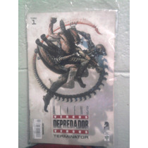 Alien Vs Depredador Vs Terminator N 1 Vid Español Crossover