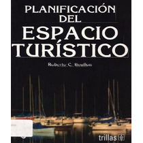 Autobus Barcos Turismo Planificación Espacio Turístico Libro