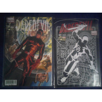 Marvel Comics Diabólico Número 1 Variantes Daredevil