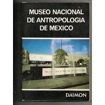 Libro México Tesoros Museo Nacional Antropología 1979