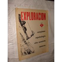 Libro Exploracion , Campismo Espeleologia Alta Montaña Desie