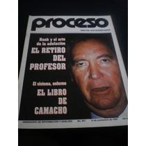 Proceso El Retiro Del Profesor, #941, Año 1994