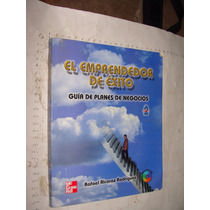 Libro El Emprendedor De Éxito , Rafael Alcazar Rodriguez , G