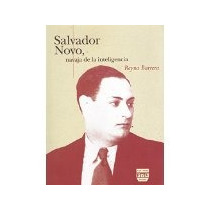 Libro Salvador Novo Navaja De La Inteligencia *cj