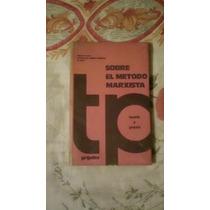 Libro Sobre El Método Marxista, Michel Lowy-catherine C, K N