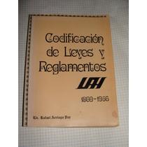 Libro Codificacion De Leyes Y Reglamentos 1869-19