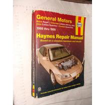 Libro Haynes Repair Manual General Motors , En Ingles