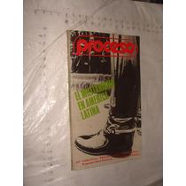 Libro El Militarismo En America Latina , Proceso , Año 1980