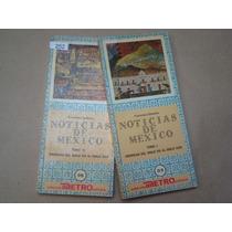 Francisco Sedano, Noticias De México, Talleres Gráficos De L