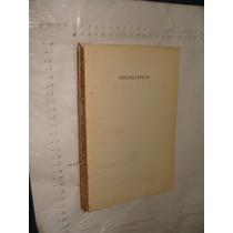 Libro Sociologia , Antonio Caso, Año 1948 , 404 Paginas, Sin