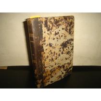 Antiguo Libro De Elementos De Astronomía - 1872