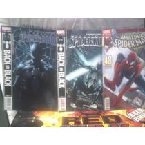 Marvel Comics Amazing Spiderman Números Bajos Hombre Araña