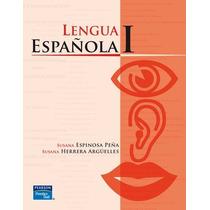 Lengua Española I Pdf