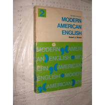 Libro Modern American Englesh , Robert J. Dixson , 234 Pagin
