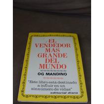Libro El Vendedor Mas Grande Del Mundo, Og Mandino