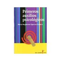 Libro Primeros Auxilios Psicologicos