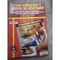 Javier Olivera Betran 1169 Ejercicios De Atletismo