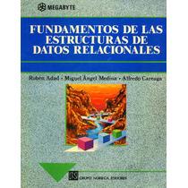 Libro: Fund. De Las Estructuras De Datos Relacionales $30 Ok