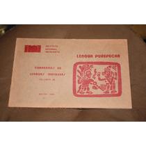 Cuadernos De Lenguas Indigenas Lengua Purepecha