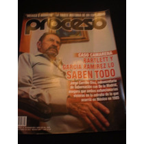 Revista Proceso Caso Camarena Bartlett Lo Saben Todo