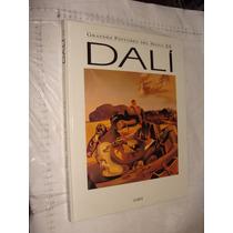 Libro Dali , Grandes Pintores Del Siglo Xx , 71 Paginas , Añ