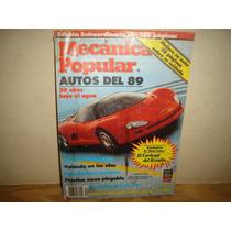 Revista Mecánica Popular 1988