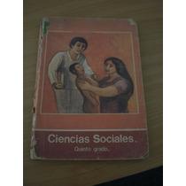 Ciencias Sociales Quinto Grado - Sep