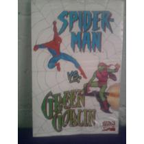 Marvel Spiderman Vs Duende Verde Tomo 1 Vid Español